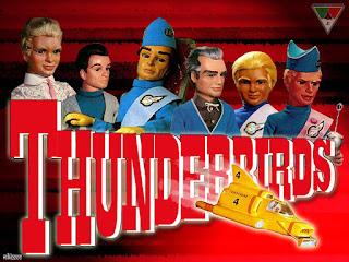 Baixar Thunderbirds em Ação Dublado