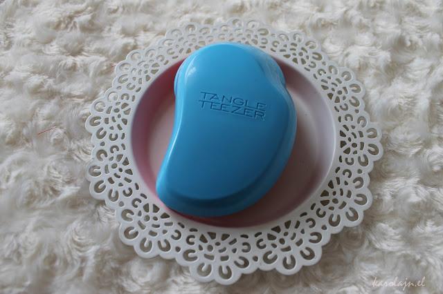 Tangle Teezer - najlepsza szczotka jaką kiedykolwiek miałam
