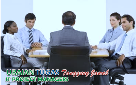 Uraian Tugas IT Project Managers
