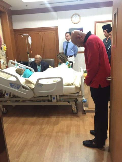 Adik Sultan Pahang, Tengku Tik Faridah meninggal dunia