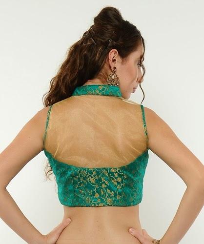 Blouses Neck Designs Patterns