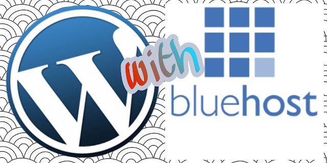 How to create wordpress website with Bluehost