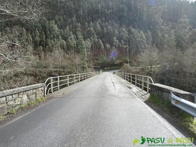 Puente de Castriyón, Boal