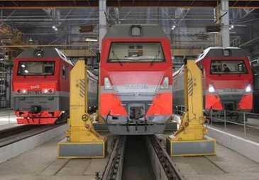 Adquiere Cuba nuevas locomotoras en Rusia