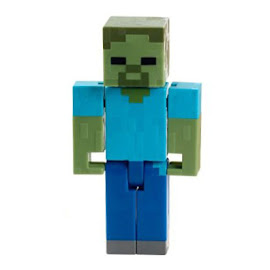 Minecraft Zombie Survival Mode Figure