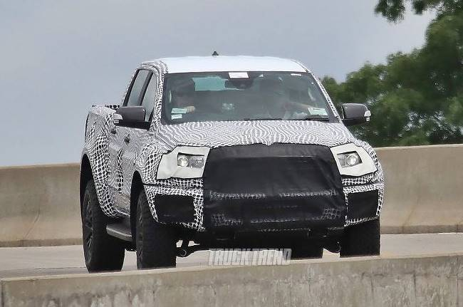 2020 Ford Ranger Price Range and Spied