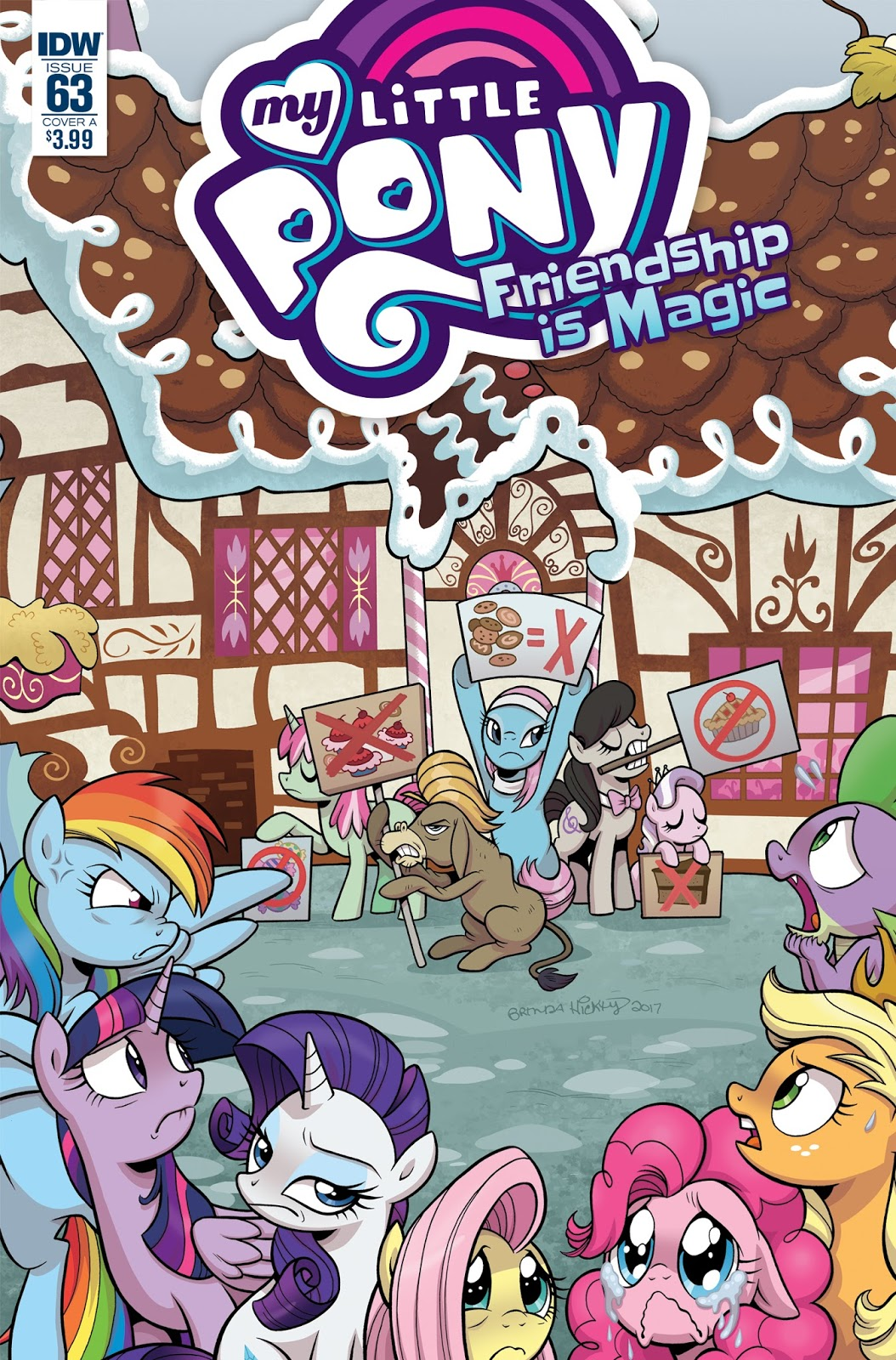 Anon Mlp Comic general comic chat - 75 issues of fim and counting - the