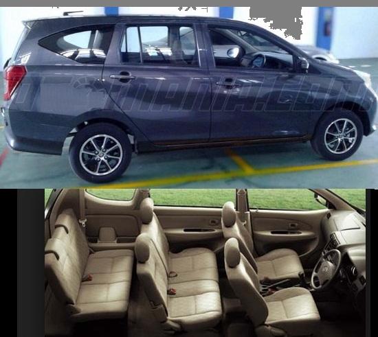 Harga Daihatsu Sigra Amp Promo Cicilan DP Ringan