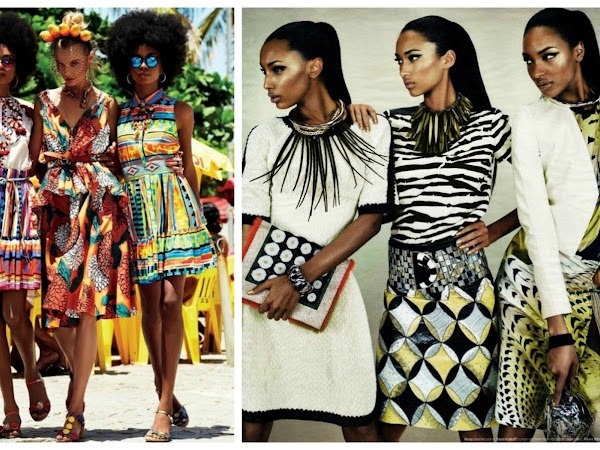 African Print Inspiration