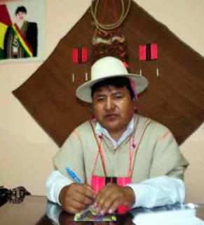 Benigno, el primer representante uru