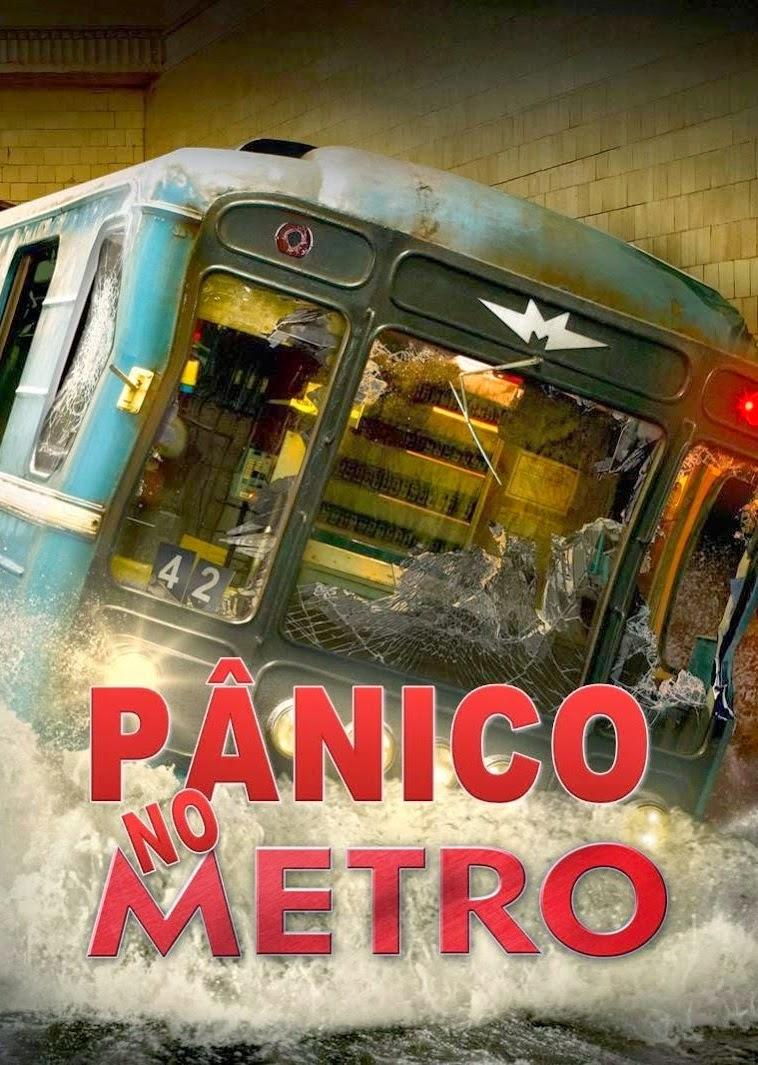 Pânico no Metrô – Dublado (2013)