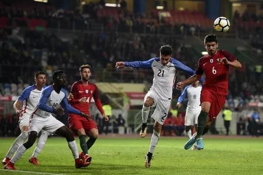 Portugal Menerima Hasil Imbang Lawan As Skore 1-1