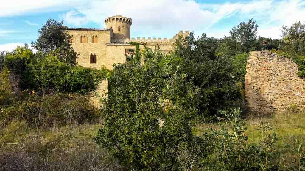 castillo de Bertí