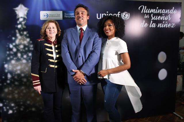 UNICEF y Diners Club continúan encendiendo los sueños de los niños