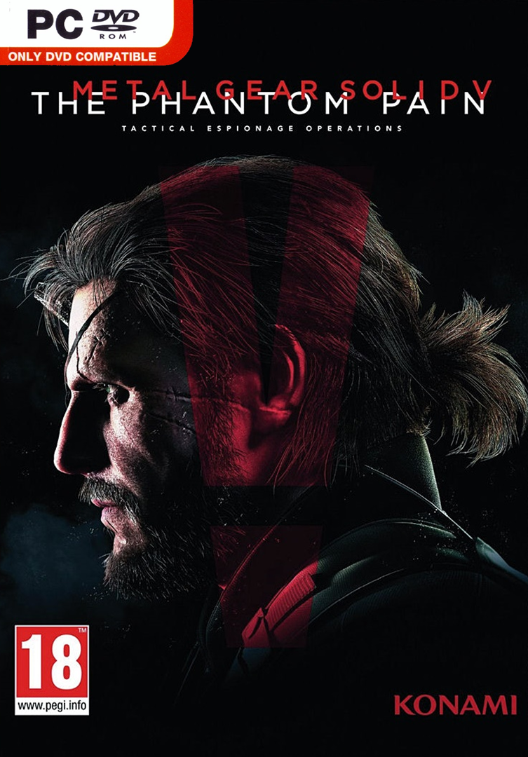 Metal Gear Solid V The Phantom Pain ESPAÑOL Descargar Full