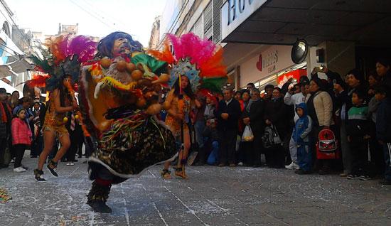 Villazón invita a disfrutar el Carnaval de Invierno 2016