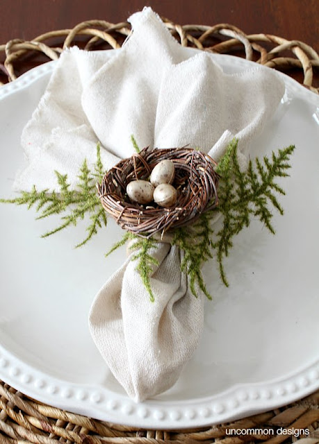 http://www.uncommondesignsonline.com/how-to-make-birds-nest-napkin-rings/?utm_source=MadMimi&utm_medium=email&utm_content=How+To+Make+Bird%E2%80%99s+Nest+Napkin+Rings+|+New+on+Uncommon+Designs&utm_campaign=20150317_m124861241_RSS+Feed+for+http://www_uncommondesignsonline_com/feed/&utm_term=How+To+Make+Bird_E2_80_99s+Nest+Napkin+Rings&crlt.pid=camp.jz9s3824Vq8v