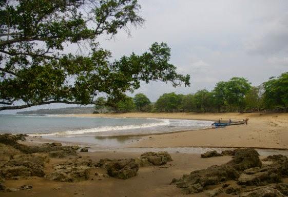 wisata pantai yang ada di banten