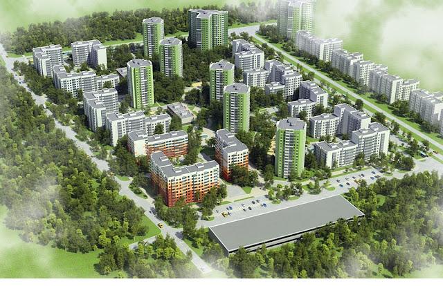 ВЧерниковке «вырастет» новый квартал