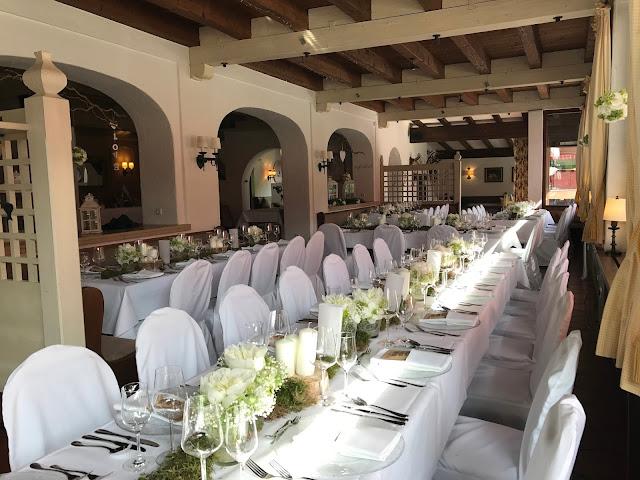 Seehaus, Hochzeit in Apfelgrün und Weiß im Riessersee Hotel Garmisch-Partenkirchen, Hochzeitshotel in Bayern, heiraten in den Bergen am See
