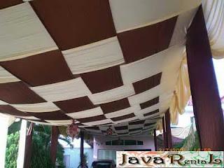 Sewa Tenda Dekorasi VIP - Penyewaan Tenda VIP Jakarta