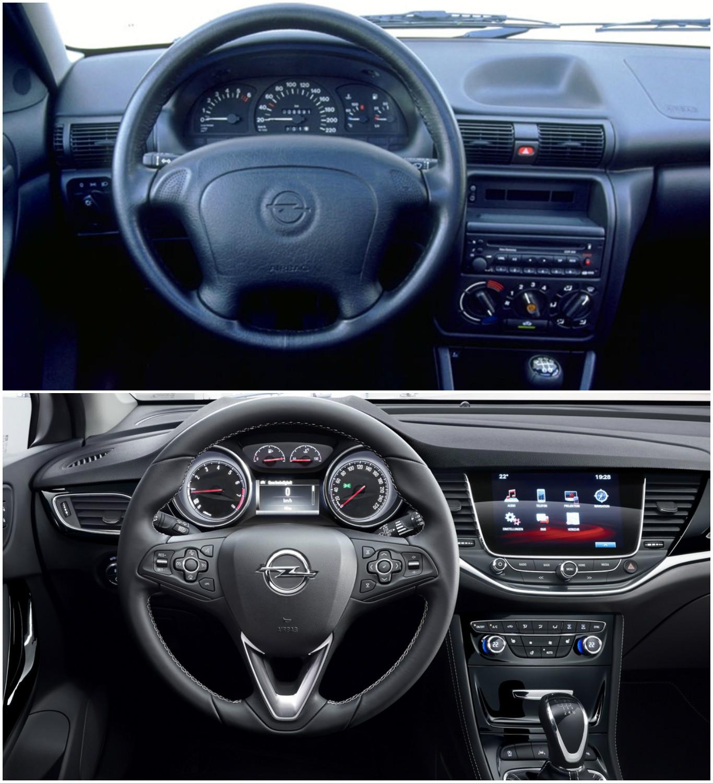 Opel Astra 25 Yıl 246 Nce Nasıldı Şimdi Nasıl Sekiz Silindir