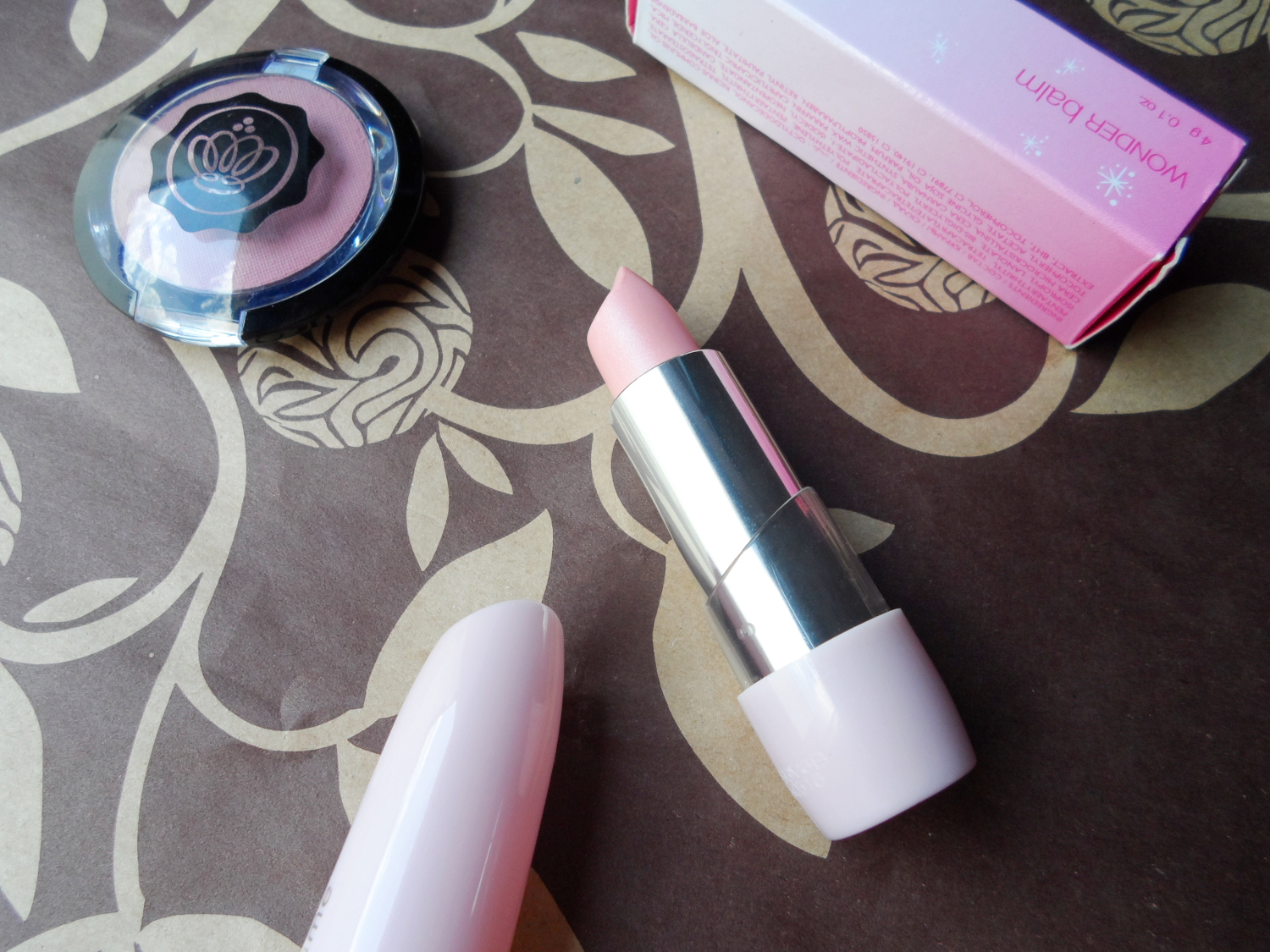 lip balm by oriflame review