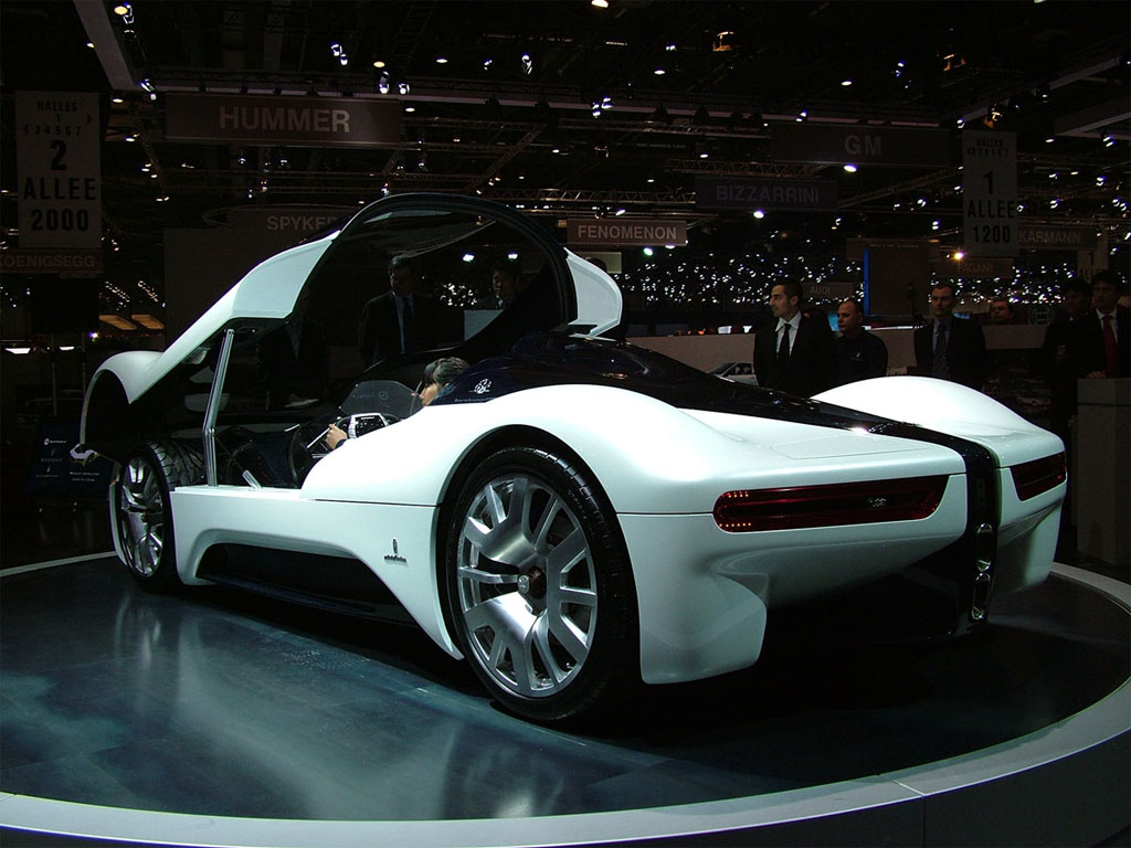 Cars Riccars Design: Maserati Pininfarina Birdcage Best ...