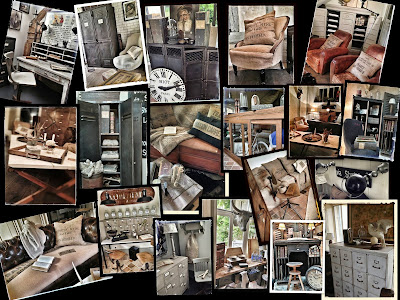 paris l 39 ouest excellente adresse pour des meubles de m tier ou industriels. Black Bedroom Furniture Sets. Home Design Ideas
