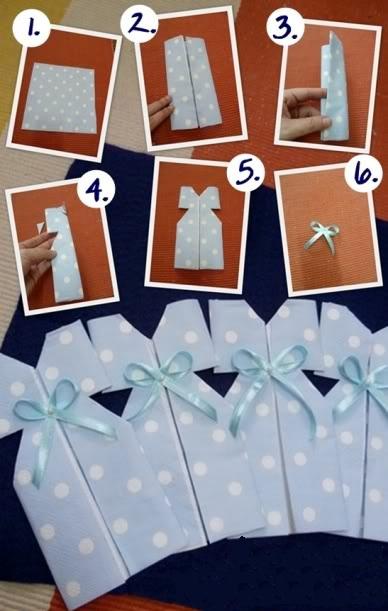 9c218b3b0a3 MommyWiki: Χαρτοπετσέτες φορεματάκια