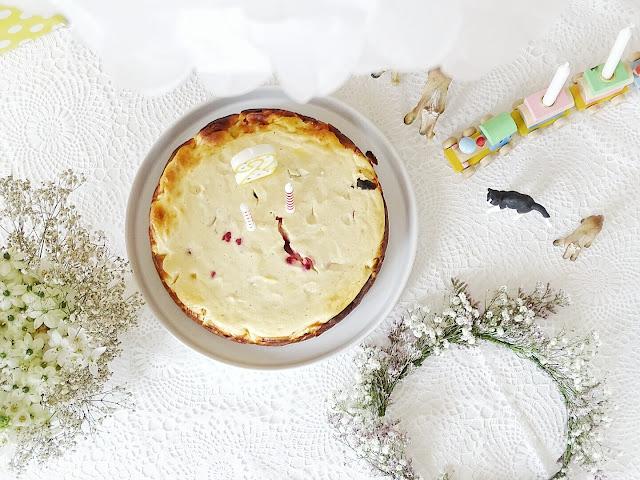Cremiger Käsekuchen ohne Boden | 12 Nachmach-Tipps und DIY-Ideen im Juni | www.mammilade.blogspot.de