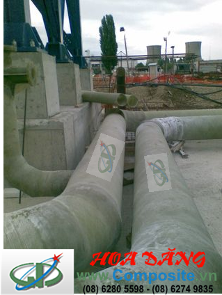 Ống dẫn nước làm mát thiết bị