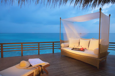 Luxury London Cites Baros Residence Maldives