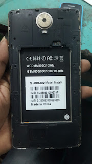 S-color mate9 firmware 100% tested without passord