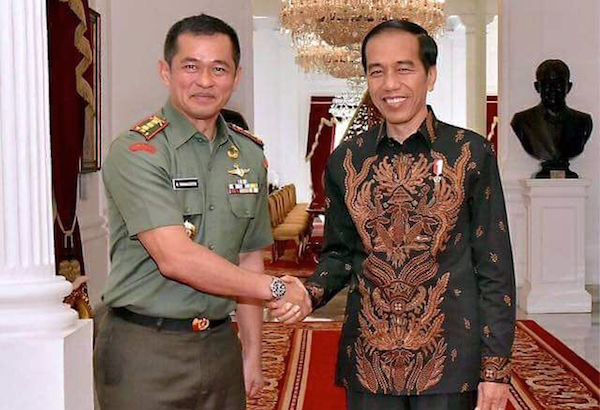 Brigadir Jenderal Maruli Simanjuntak Ditunjuk Jadi Komandan Paspampres