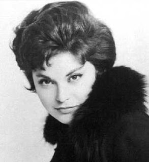 Graziella Sciutti became an opera star in the 1950s