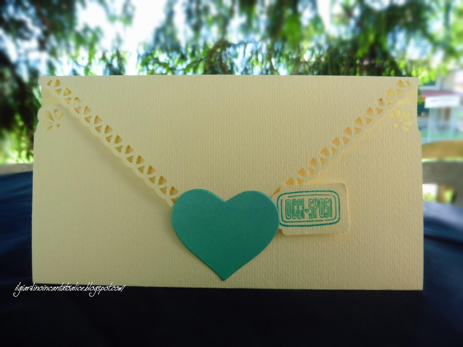 Il giardino incantato di alice matrimonio verde tiffany for Targa oggi sposi