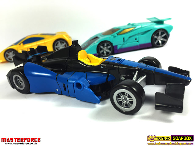 combiner wars g2 drag strip f1 car mode