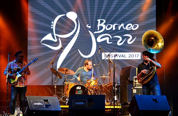 Pictures of Borneo Jazz