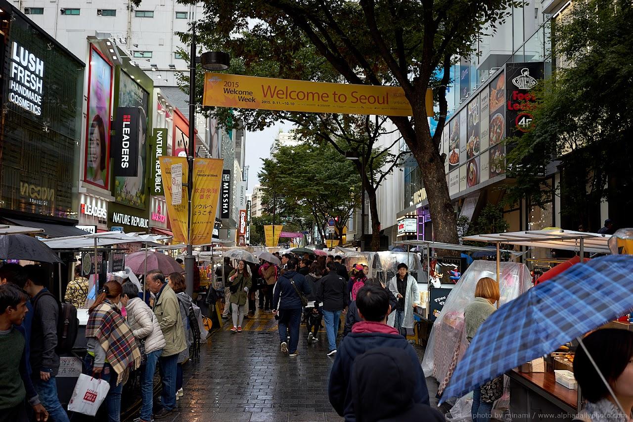 street snap - Seoul, Korea