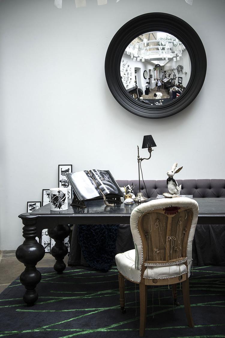 En casa de Rory Dobner