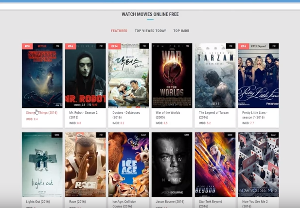 FREE ONLINE MOVIES ' TV SHOW