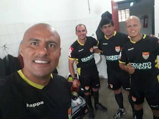 Vale volta a ter um representante atuando na arbitragem profissional do futebol paulista