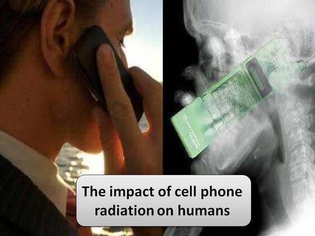 Effects of using cell phone