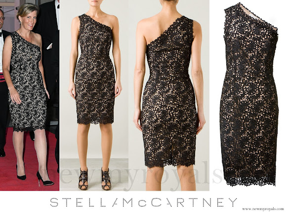 Sophie Countess of Wessex wore Stella McCartney Macrame Lace Dress