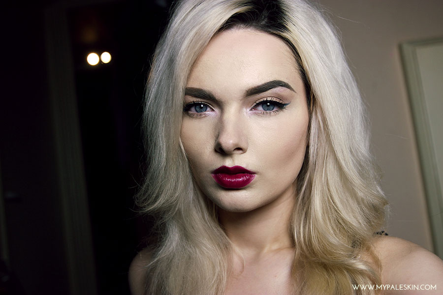 How To Get Perfect Pale Skin With Makeup - Mugeek Vidalondon