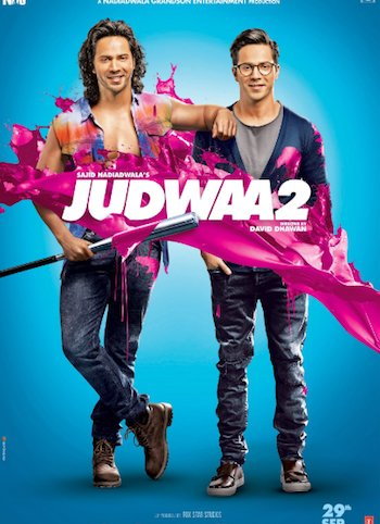 Judwaa 2 2017 Hindi Bluray Movie Download
