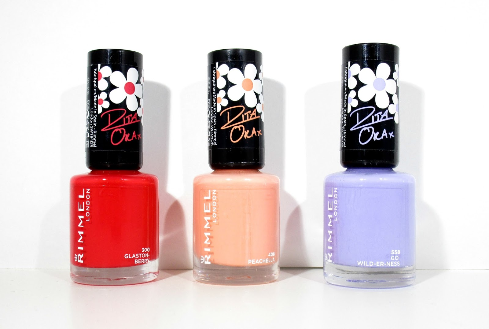 Colourfest 60 Seconds Nail Polish Range By Rita Ora The Limited Edition Collection Developed Is Inspired Festivals And Also Contains An