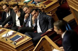 Μετωπική σύγκρουση Τσίπρα – Μητσοτάκη στη Βουλή– Όλες οι κόντρες