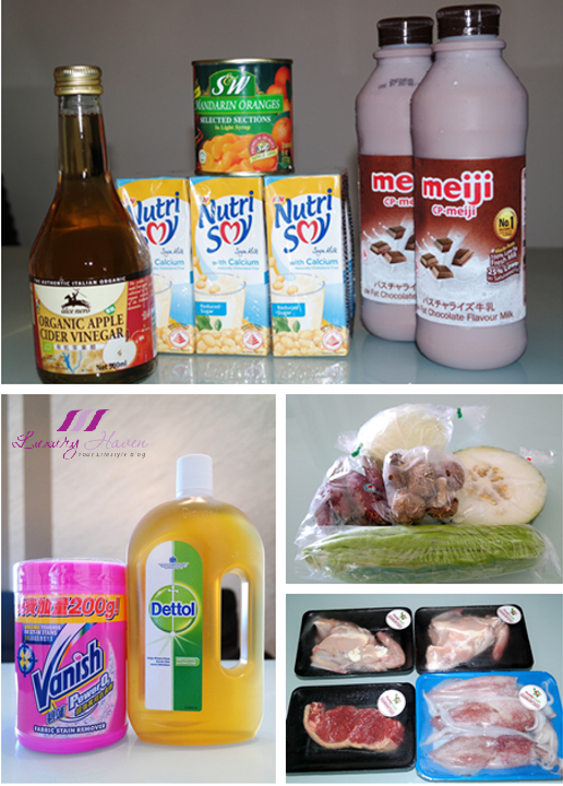 singapore purelyfresh online grocery shopping experience